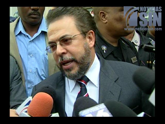 Guillermo Moreno pide destitución del ministro de Medio Ambiente