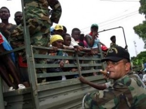 Ejército dominicano intercepta a 37 haitianos indocumentados