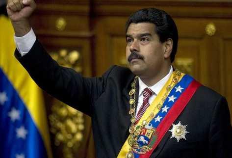 El convulso primer año de Gobierno del presidente venezolano Nicolás Maduro