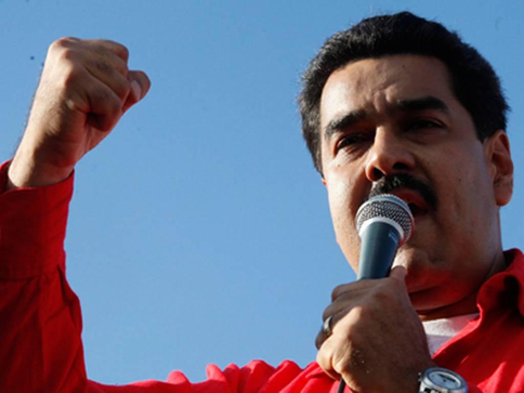 Maduro dice ve condiciones para diálogo pero con respeto a Constitución
