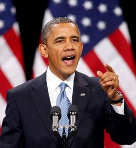 Obama ordena sanciones a altos funcionarios rusos tras referendo en Crimea