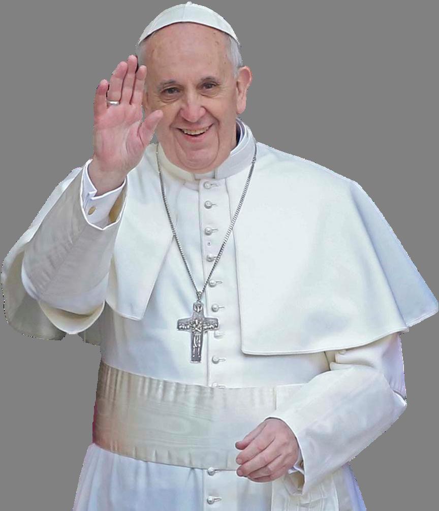 Papa pide a los jóvenes construir una Iglesia