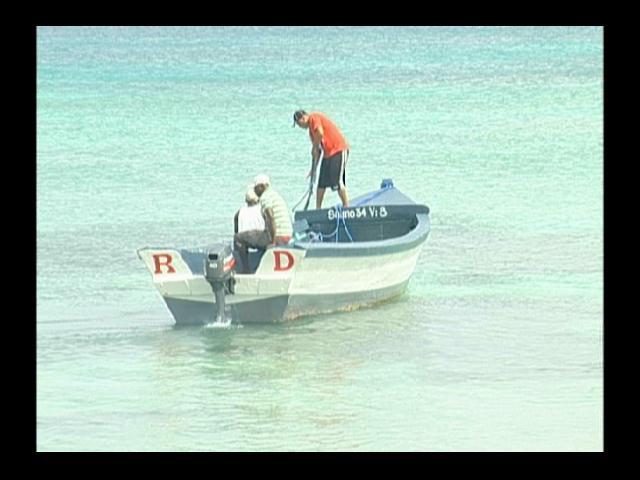 Armada dominicana detiene 35 haitianos pescaban ilegalmente