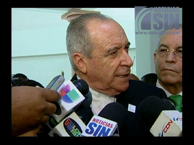Cardenal López Rodríguez dice no quiere hablar del Caricom ni le interesa