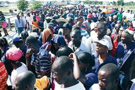 Apresan 70 haitianos en Puerto Rico procedentes de República Dominicana