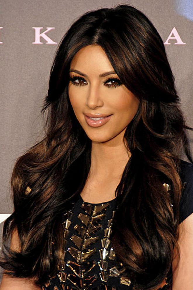 Kim Kardashian enternece Instagram con imagen de su infancia