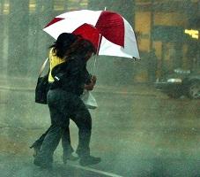 Continuarán aguaceros en RD durante semana laboral; tormenta interactúa con sistema frontal