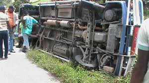 Muere mujer en accidente de tránsito entre Azua y Baní