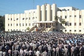 Presidente Medina asciende a tres mil miembros PN; hay 5 nuevos generales