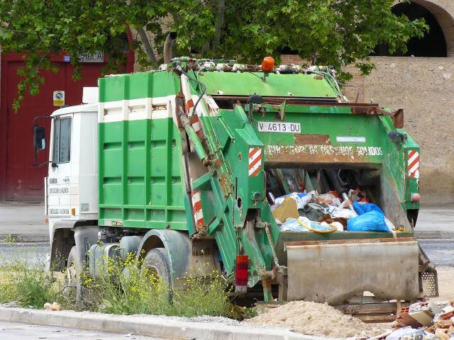 Más de 1900 toneladas de basura fueron recolectadas en Nochebuena