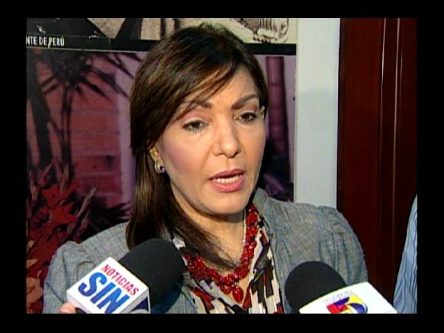 Geanilda Vásquez renuncia formalmente del PRD
