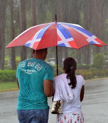 Vaguada seguirá provocando lluvias en RD, pero en horas de la tarde, según Onamet