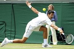 Así quedan los cuartos de final masculinos de Wimbledon