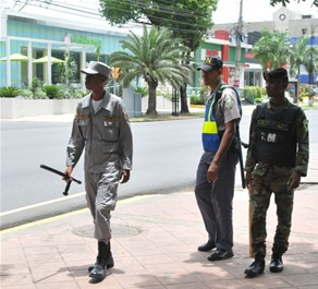 Director de la PN dice reforzara patrullaje con motivo de las festividades navideñas