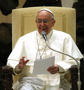 Francisco pide en una parroquia romana luchar contra