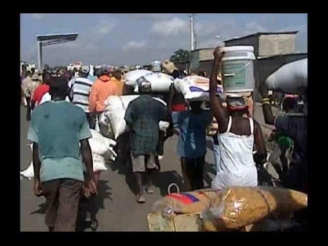 Preocupación en la frontera donde comerciantes temen pérdidas por veda