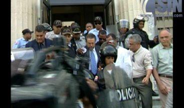 La querella de Moreno contra Leonel fracasa ahora en la Suprema
