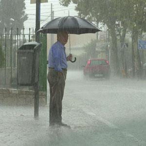 Vaguada continuará provocando lluvias en varias provincias del país