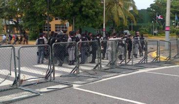 PN custodia TSE para evitar disturbios en audiencias recursos de amparo PRD