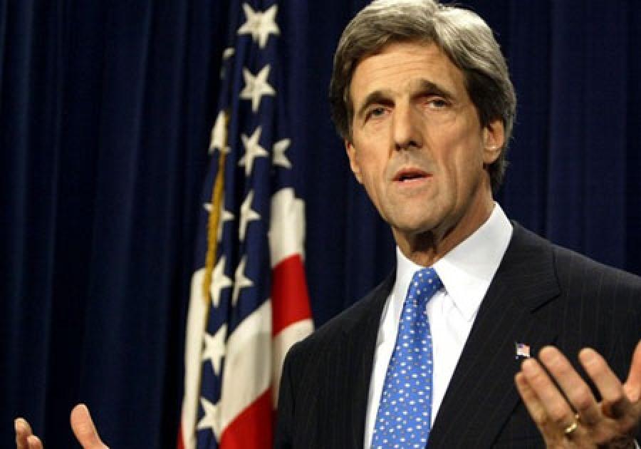Kerry dice que EE.UU. se reserva la opción de imponer sanciones a Venezuela