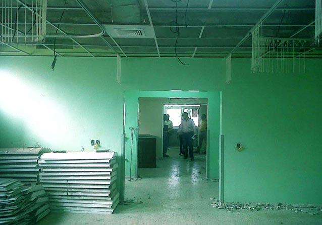 Inician reparación de cuatro hospitales en Cibao