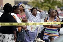 Cinco heridos durante tiroteo en zona metropolitana de Recife, Brasil