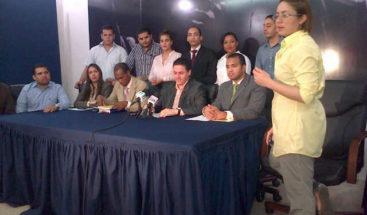 Juventud PRD denuncia irregularidades en manejo de recursos en el MJ