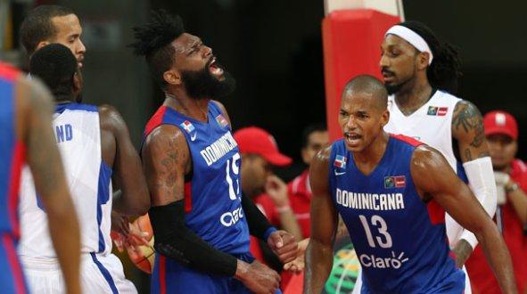 Equipo dominicano de baloncesto ya está en Madrid para partidos de fogueo