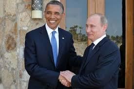 Putin felicita a Obama por Año Nuevo y desea paridad en sus relaciones mutuas