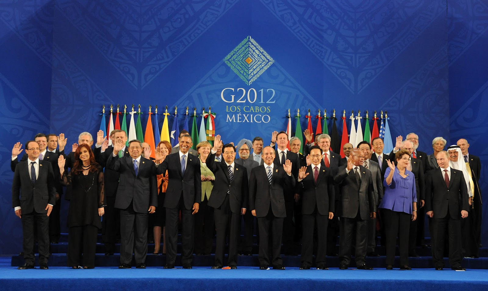 El G20 dice que hay que crear cientos de millones de