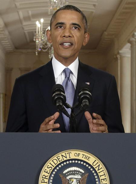 Obama dice búsqueda del avión malasio es