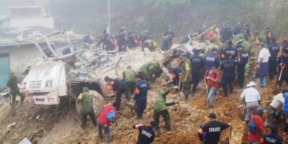Un muerto y más de 5 mil evacuados por temporal de lluvia en Argentina
