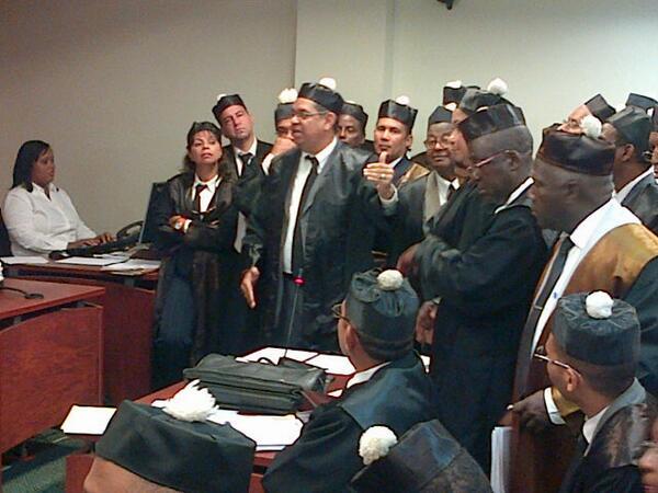 Aplazan audiencia caso Bahía de las Águilas para el 5 mayo 2014