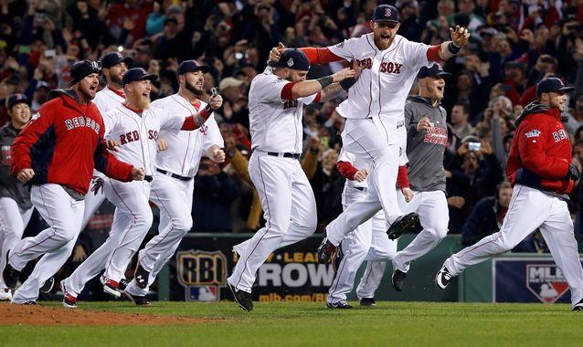 Los Medias Rojas de Boston serán el equipo a batir en el 2014