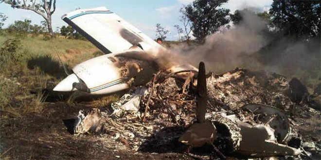 Once muertos al caer una avioneta en el suroeste de Polonia