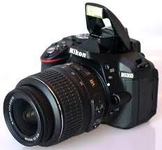 Nikon D5300 con tecnología WiFi y GPS
