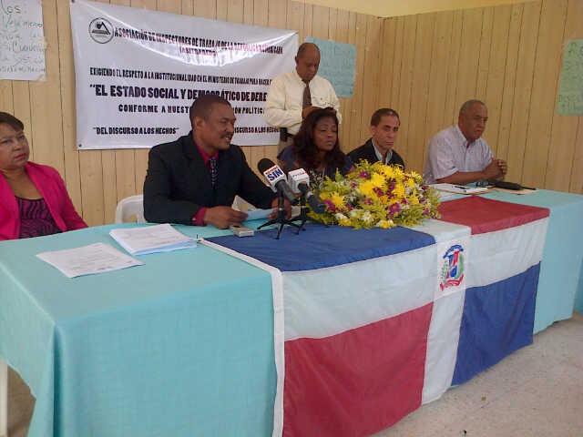 Inspectores denuncian atropellos por parte del Ministerio de Trabajo