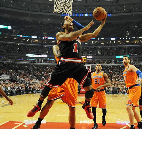 Bulls y Clippers victoriosos en recortada agenda de la NBA
