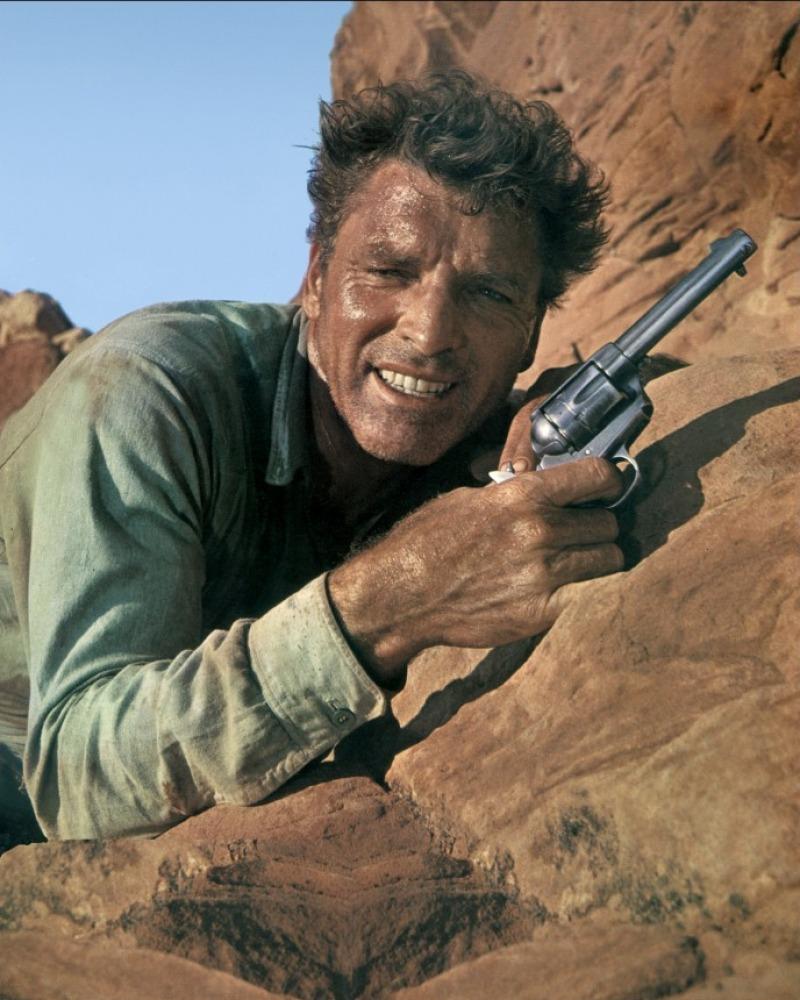 Burt Lancaster, el acróbata de Hollywood que alcanzó la eternidad