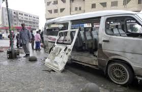 Al menos cinco heridos en un atentado contra un autobús en El Cairo