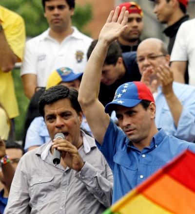 Oposición venezolana evalúa cómo seguir adelante