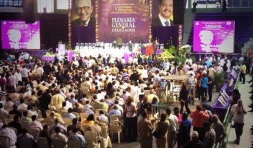 El PLD eleva a 550 miembros del CC y a 35 los del CP