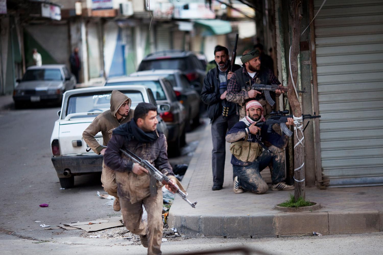 Al menos 16 muertos en emboscada de fuerzas del régimen en Siria
