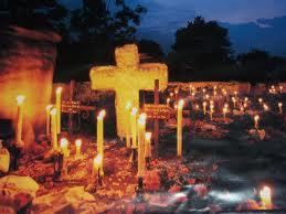 Recuerdan en Bolivia a Chávez, Gadafi y Kirchner en altar del Día de Difuntos
