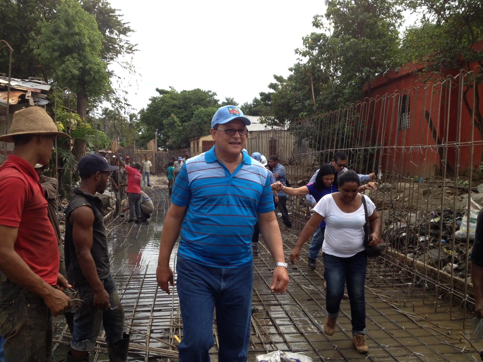 En el 2014 CAASD mejoró servicio de agua en el Gran Santo Domingo, según titular