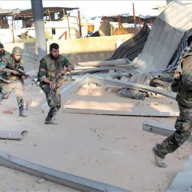 Facciones armadas sirias anuncian un nuevo frente conjunto bajo el ELS
