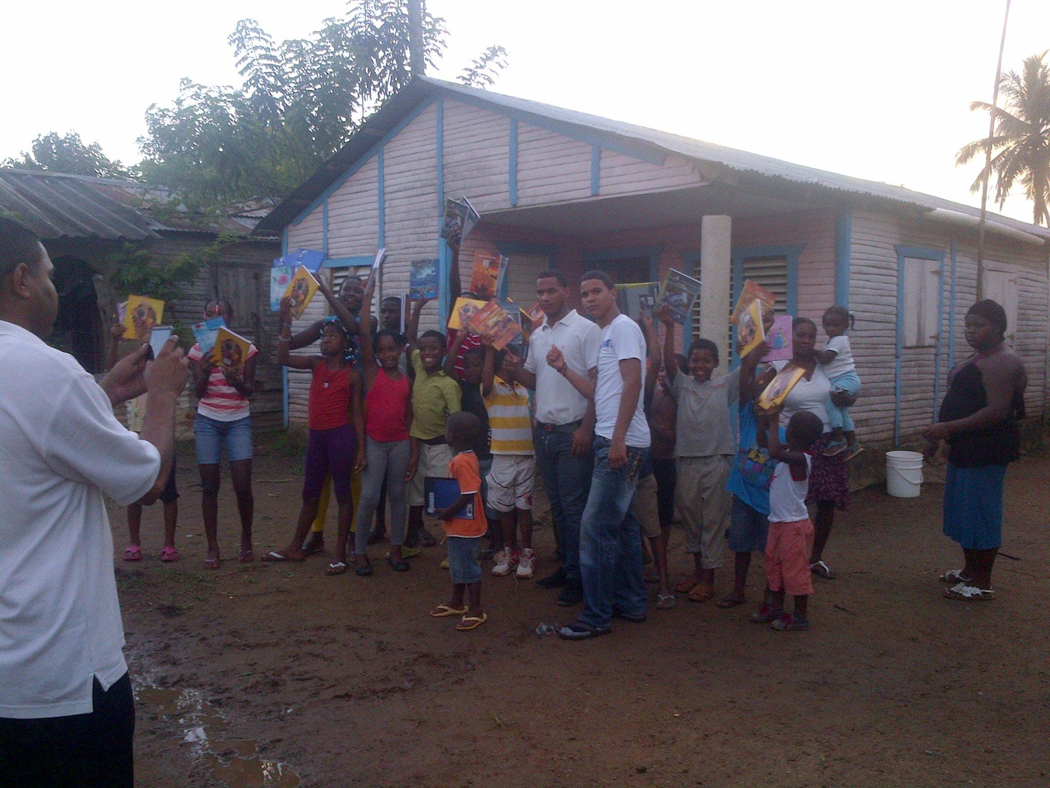 Celebrarán Día de los Reyes con niños pobres de Sabana Perdida