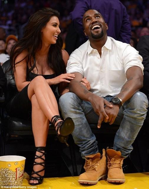 Kim Kardashian y Kanye West, elegidos los peores vecinos en una encuesta