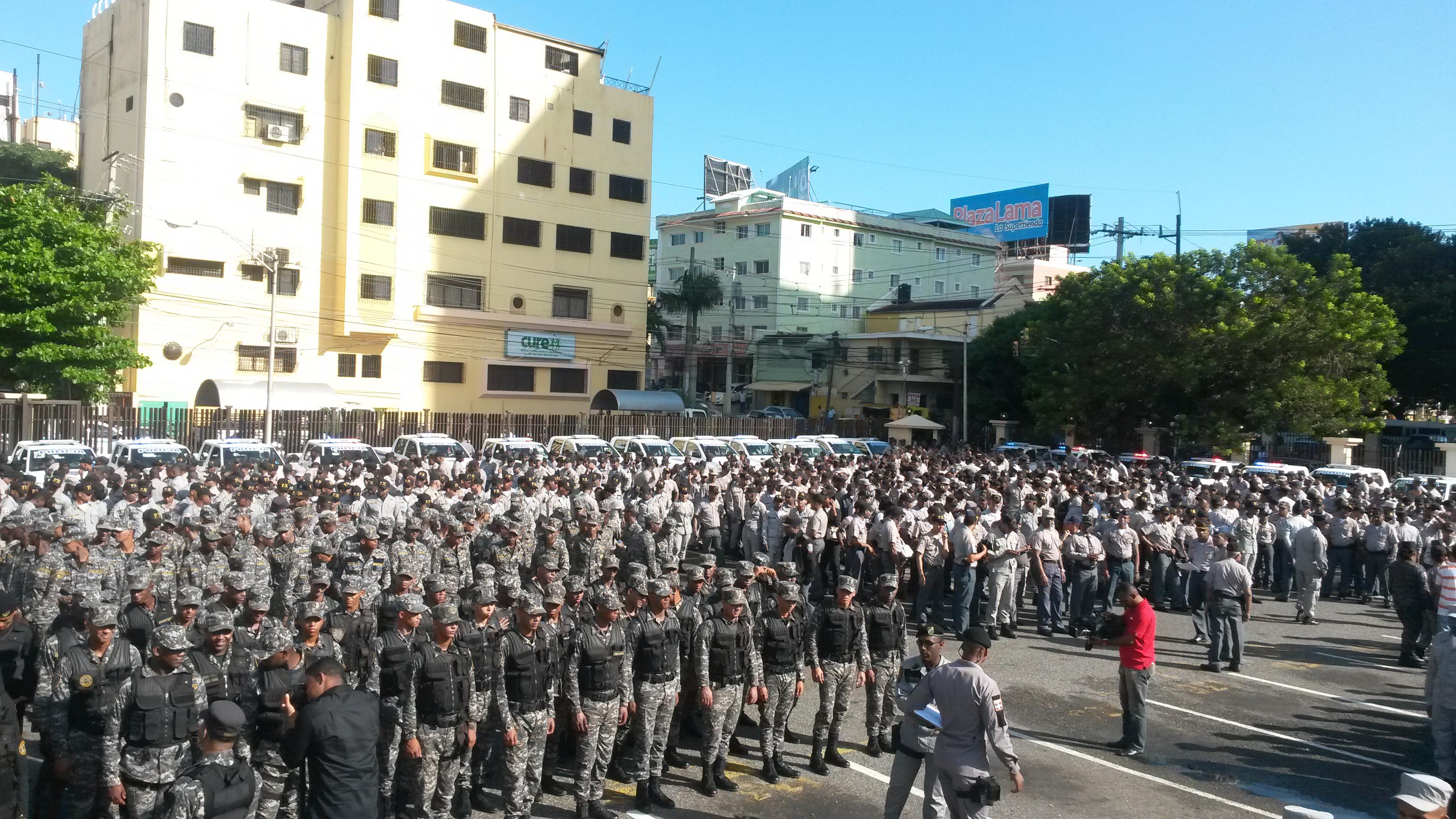 "Ausencia de agentes policiales pese a anuncio de operativo ""Navidad tranquila"""