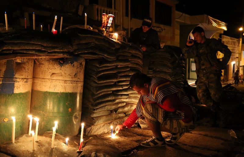 FARC declaran un cese al fuego unilateral de 30 días desde el 15 de diciembre